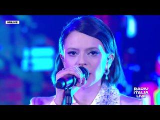 Francesca Michielin - Cheyenne (Radio Italia Live 2021)