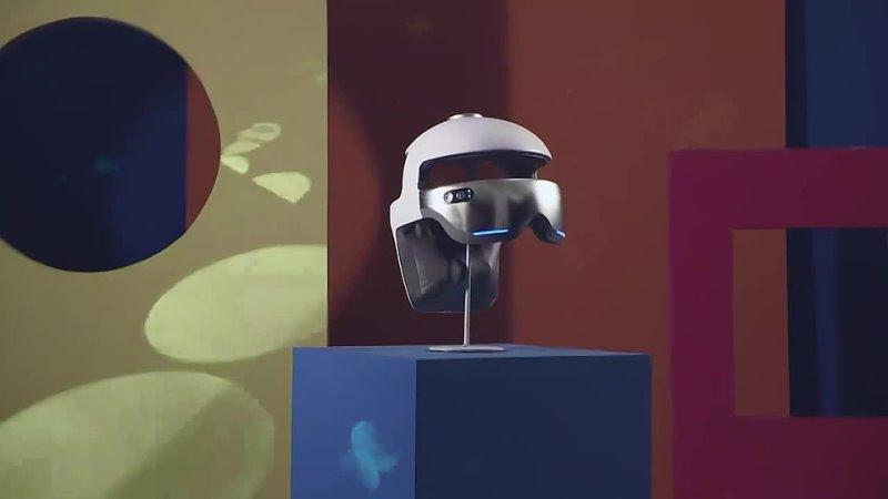 2020 Youpin Графеновый нагревательный шлем умный массажный шлем