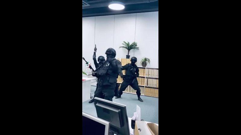 Отрыв под Любимку армия спецназ полиция омон