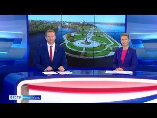 Жители Ярославля пожаловались на неработающие фонтаны
