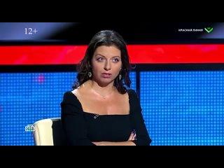 Фрагмент программы 'Своя правда' с Романом Бабаяном. 23 апреля,