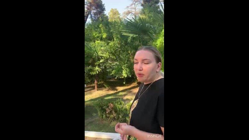 Видео от Светланы Симоненко