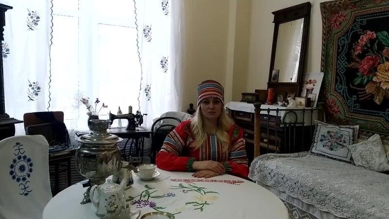 Часовских Нина Александровна - участник студии «Бисероплетение» МБУ «Южский Дом ремесел»