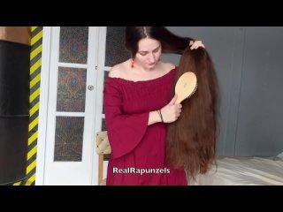 RealRapunzels _ Beautiful Woman, Beautiful Hair (preview). 23.ІІІ.2021.