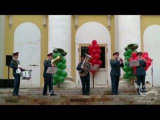 Заказать военный духовой оркестр на праздник 9 мая - шоу программа на 9 мая в День Победы в Москве