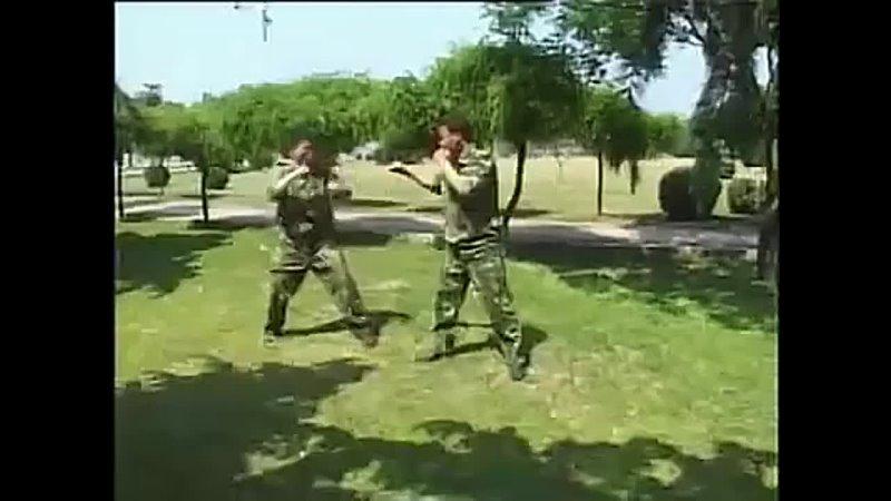 Chinese Military Sanda