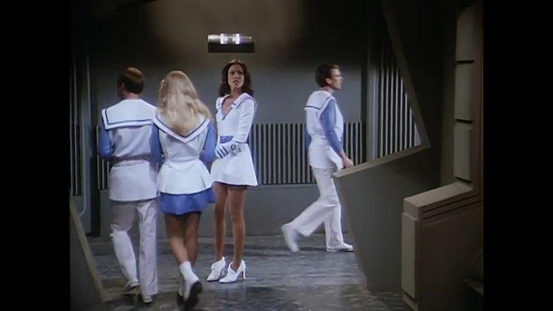 Бак Роджерс в XXV веке Buck Rogers in the 25th Century сериал 1979 1981 25я и 26я серии