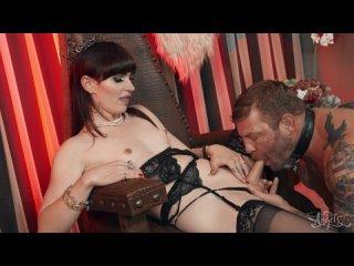 Natalie Mars транс королева ебет пасынка в ротик (трап трапик сисси гей gay trans tranny tgirl shemale ladyboy gay sissy)