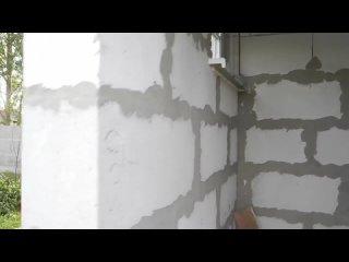 [Сами себе строим дом] Как построить небольшой,бюджетный дом ч.9 (окна)