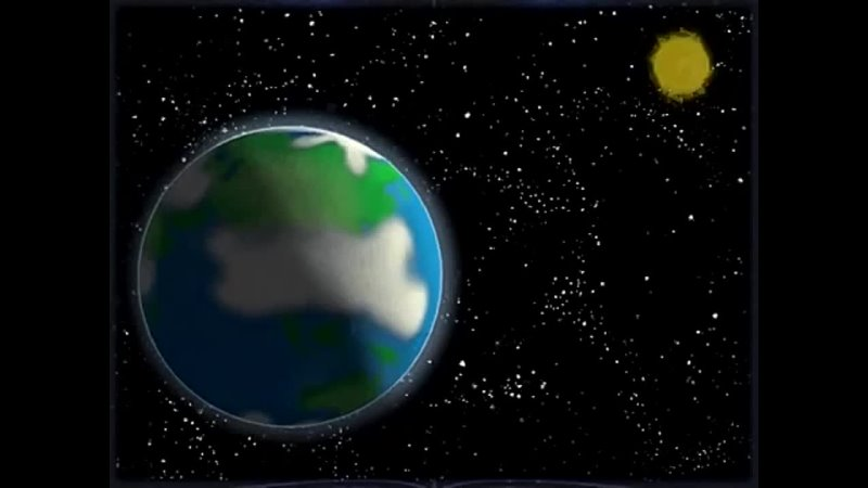Земля третья планета от Солнца
