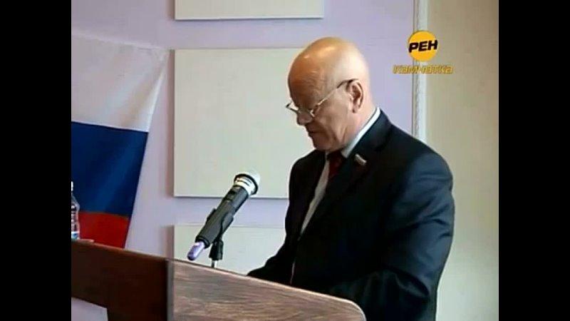 Новости 24 (РЕН ТВ Камчатка, 11.10.2012)
