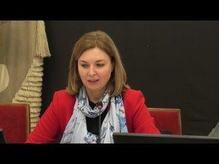"""Выступление О.В.Хитровой (""""Развитие сельских территорий"""", 17-18 марта 2021)"""
