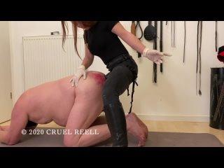 Cruel Reell - COVID OFFER STRAP-ON [Leather Femdom Mistress Anal БДСМ Strapon Latex Фемдом BDSM Bondage Госпожа]