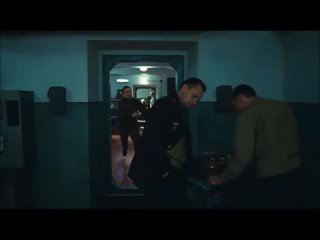 Момент из фильма, Гагарин   первый в космосе