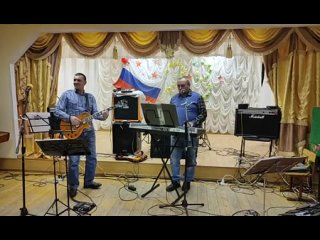 Праздничный концерт в День Защитника Отечества а #Волоконовском_ПК