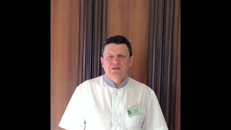 Главный врач Белгородской ЦРБ Олег Замулин