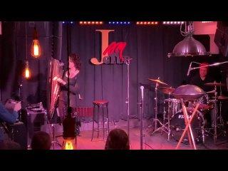 Anton Kotikov's Harp & Jazz at Jam Club