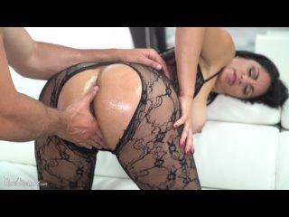 Busty big booty Cuban pornstar like cock. FULL HD 1080p