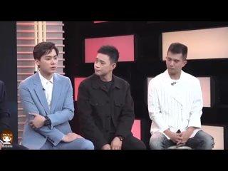 """интервью с актерами из драмы """"Слава молодости""""."""