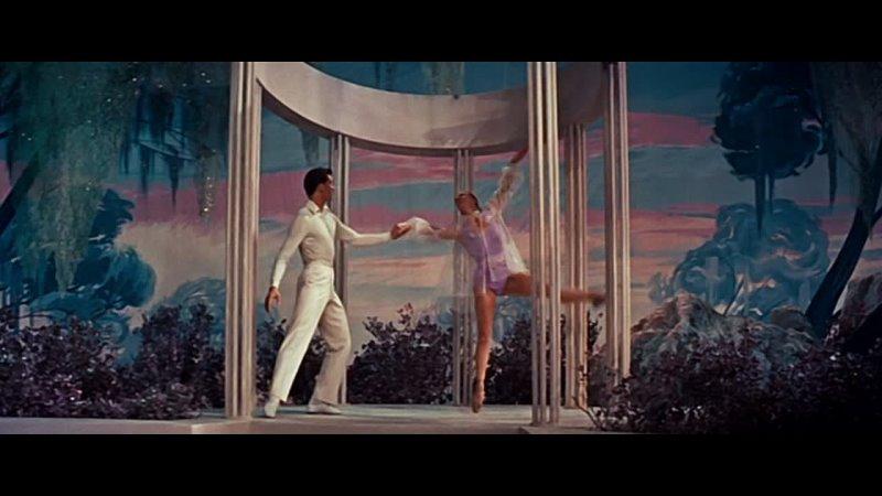 Дэн Дейли в фильме Встречай меня в Лас Вегасе Мюзикл мелодрама комедия США 1956