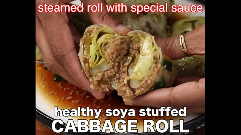 Cabbage roll recipe - stuffed cabbage rolls