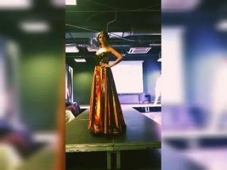 Chamsonnier ЯN & дефиле коллекции платьев от Руслана Якубова