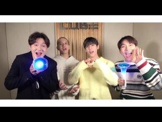 [BACKSTAGE] 210329 BTOB на съёмках видео для KCON:TACT
