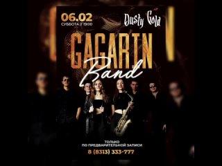 Gagarin Band @ Dusty Gold