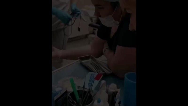 Удаление зуба mp4