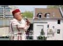 Muezzin ruft in Frankfurt zum Freitagsgebet auf.mp4