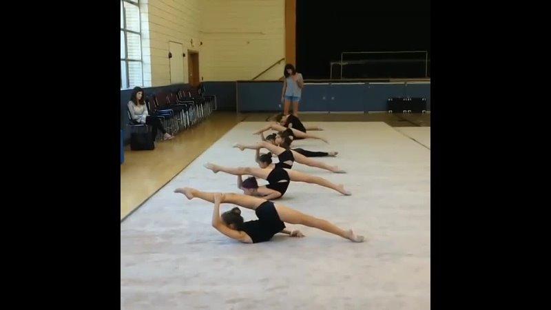 Ass flexible full body loli multiple girls split white instagram
