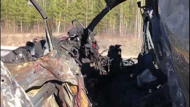 Авария в Советском районе