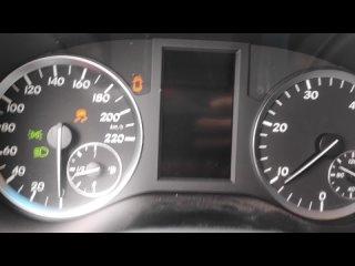 Не работает дисплей (экран) бортового компьютера приборной панели Mercedes-Benz Vito III (W447) 2014