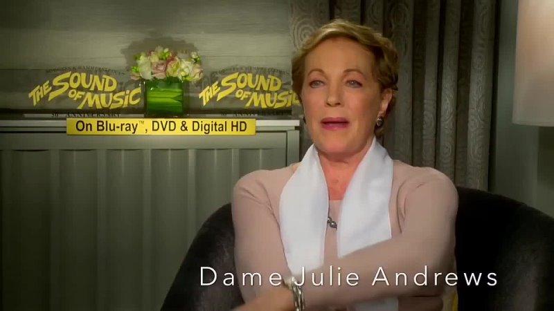 Дама Джулия Эндрюс о перфомансе Леди Гаги на Sound Of Music на Oscar 2015
