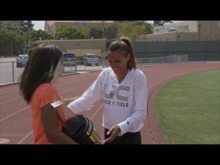 ЛА Sydney McLaughlin. 2015-2016 National Girls Track