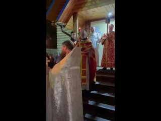 Video by Храм блгв.вл.кн.Александра Невского в Хорошёве.