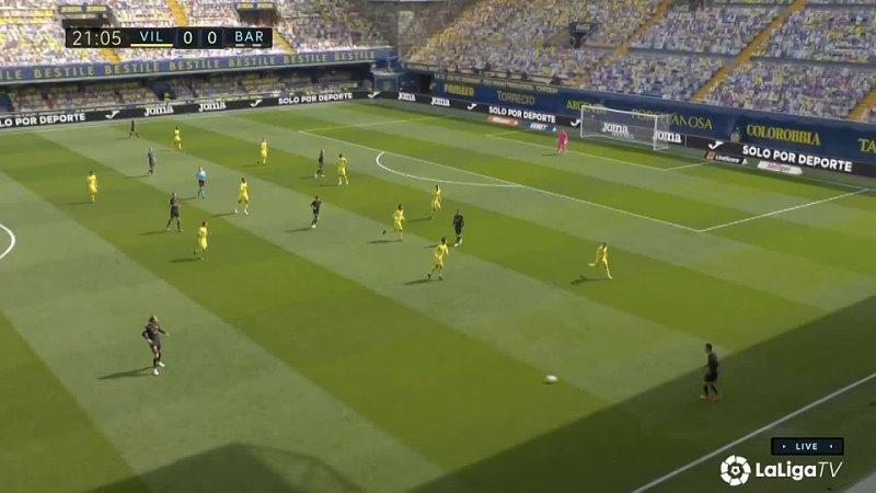 Villarreal vs Barcelona