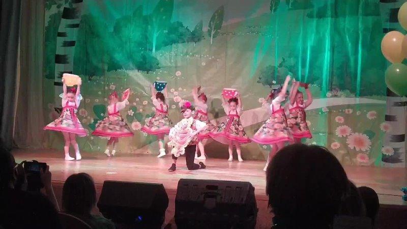 Самовар - фестиваль Музыкальная мозайка Присвирья
