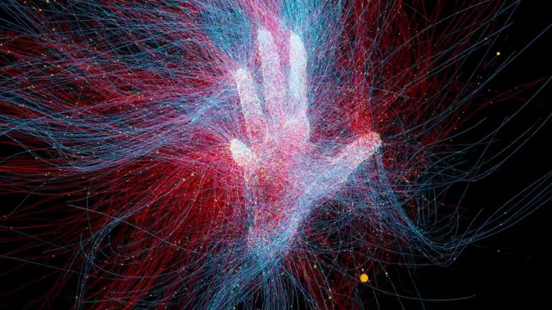 Рука Вселенная