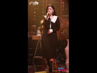 [PERF] [FANCAM] 210409 Soyeon - Interview (인터뷰) - Simply K-Pop