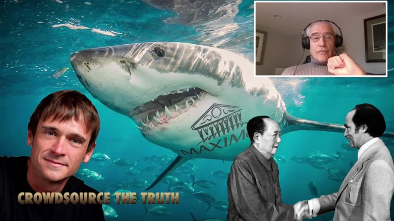 Are MAXIMUS Loan Sharks Hiding Mutating Trudeau Crimes with Special Guest David Hawkins