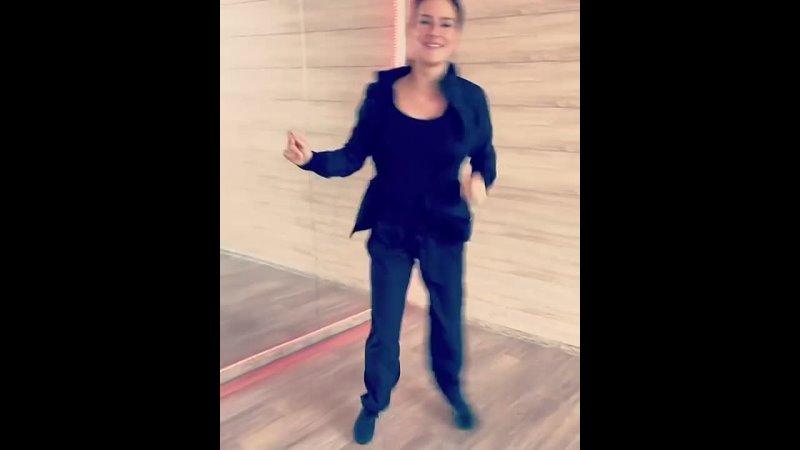 Танцевальный заряд от Елены Север.mp4