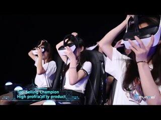 Аттракцион виртуальной реальности «Dark mars 6 seats»