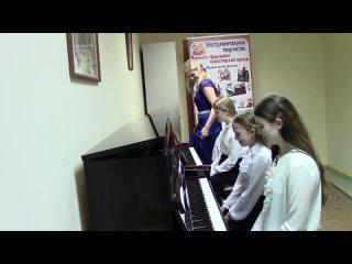 А.Хачатурян Танец с саблями из балета Гаянэ, исп.Квартет Grand &