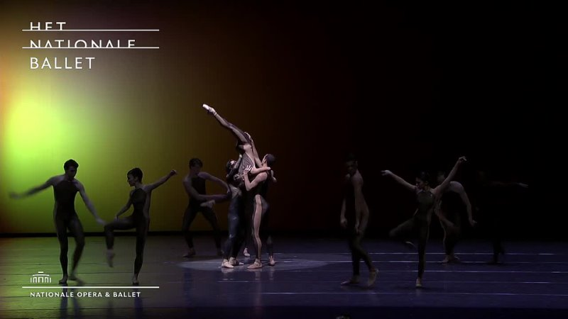 Homo Ludens [choreography by Juanjo Arqués] - Dutch National Ballet