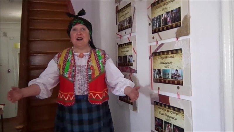 Юрьевец фестиваль Дети и сказки театрализованная программа перед кинопоказом.mp4