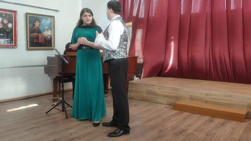 Отрывки из оперы Моцарта Дон Жуан