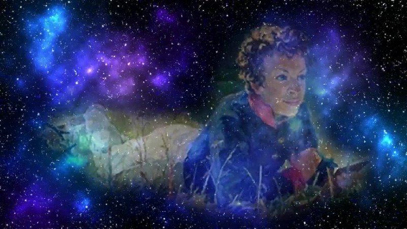 На небе много звезд прелестных… А С Пушкин и Космос 12 ОМСКАЯ ПУШКИНКА