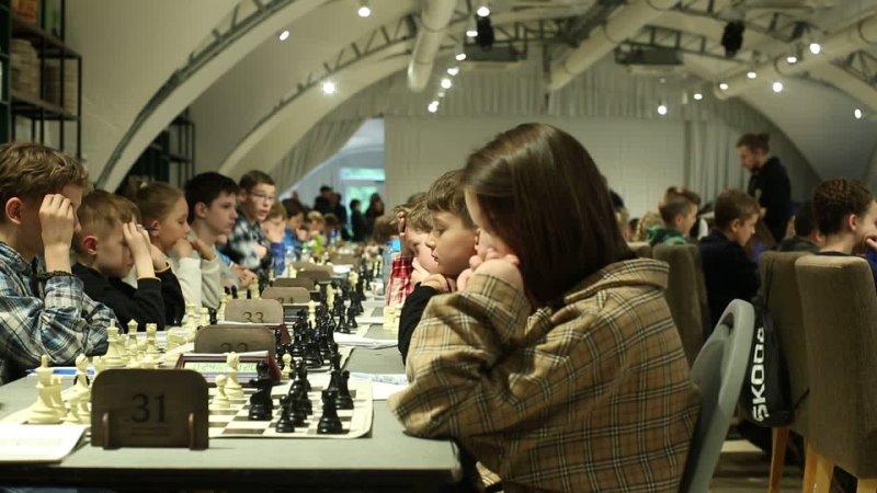 Эпизод 7 Охта парк Chess 2021 Май