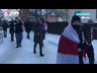 В Беларуси в минувшие выходные вновь прошли акции солидарности с журналистами и политзаключенными. Светлана Тихановская  признал